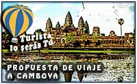 propuesta de viaje a Camboya