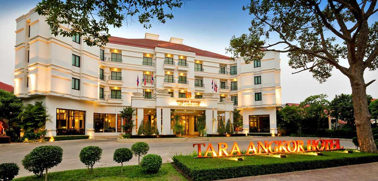 TARA ANGKOR HOTEL - TEMPLOS DE ANGKOR EN SERVICO PRIVADO CON GUÍA EN ESPAÑOL