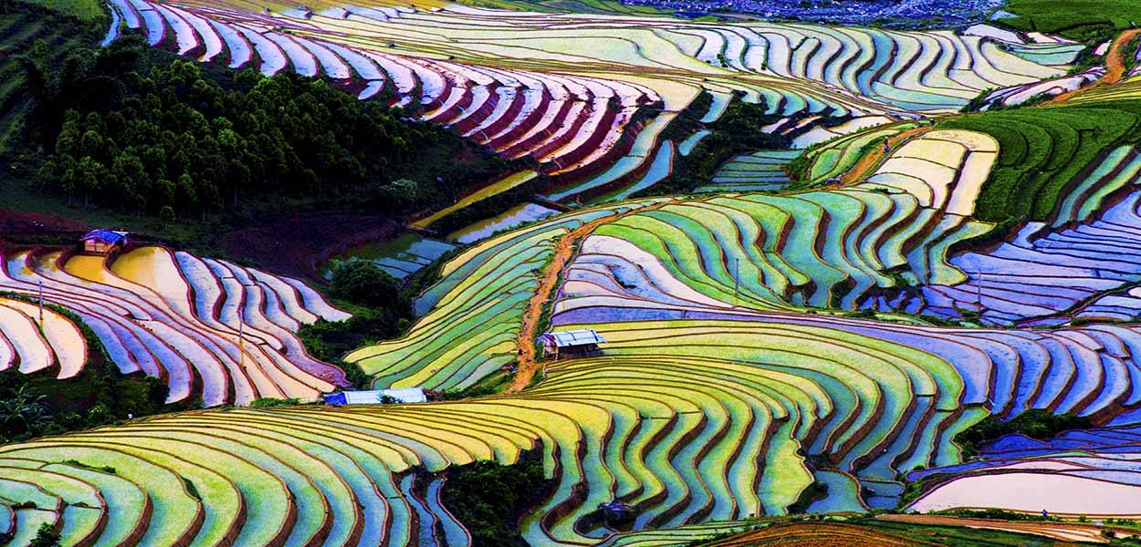 VIETNAM Y LAOS EN PRIVADO
