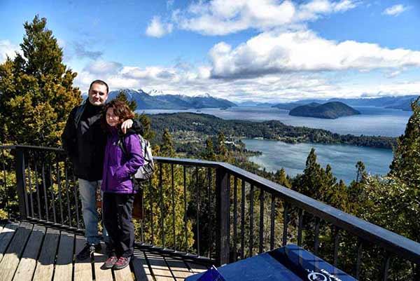Testimonio de Viaje a Argentina y Chile de Javier y Elena - en Bariloche