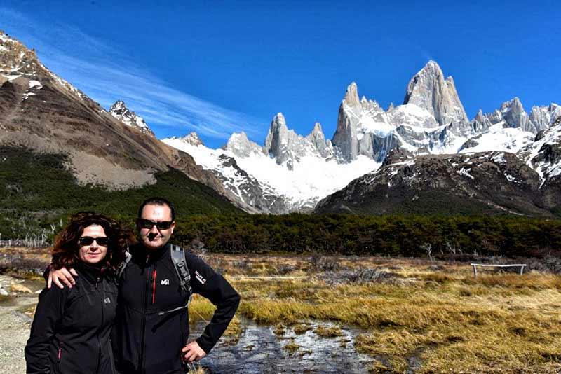 """Testimonio de Viaje a Argentina y Chile de Javier y Elena: """"Chaltén es un lugar donde se respira montaña en cada rincón"""""""