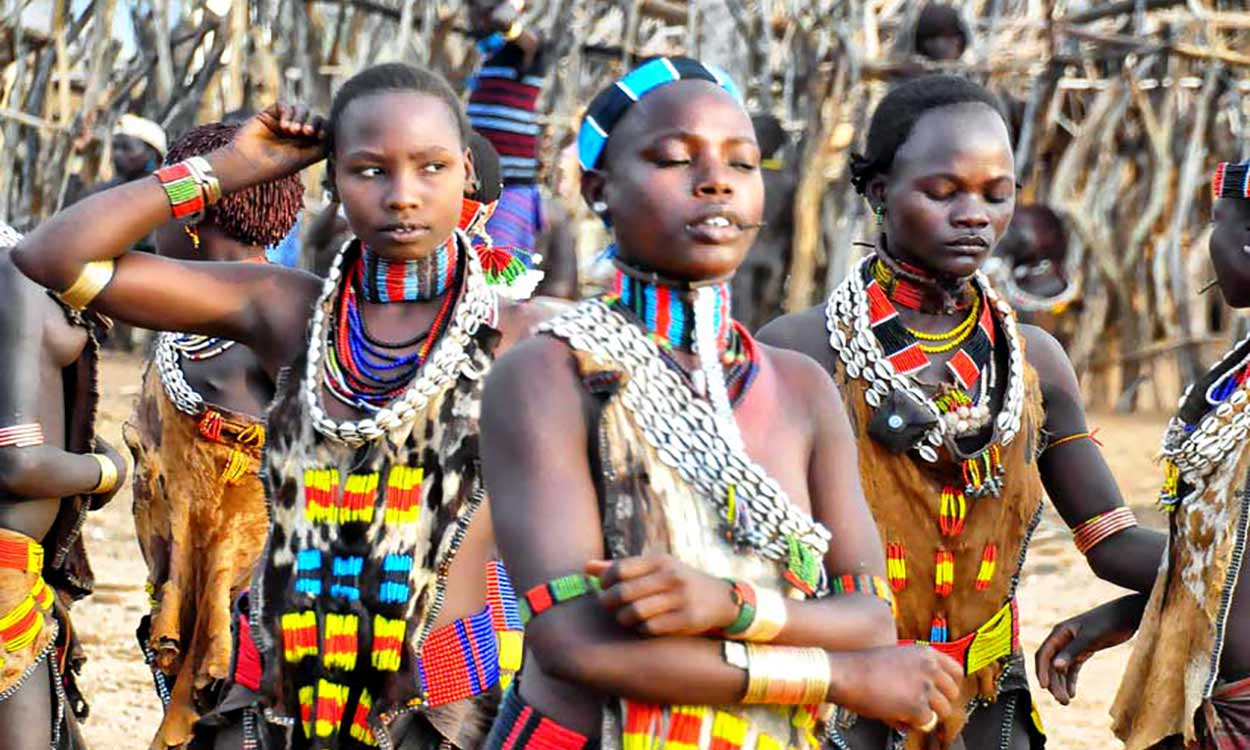 Tribu Hamer (Turmi) - ETIOPIA SUR DE SALIDA GARANTIZADA