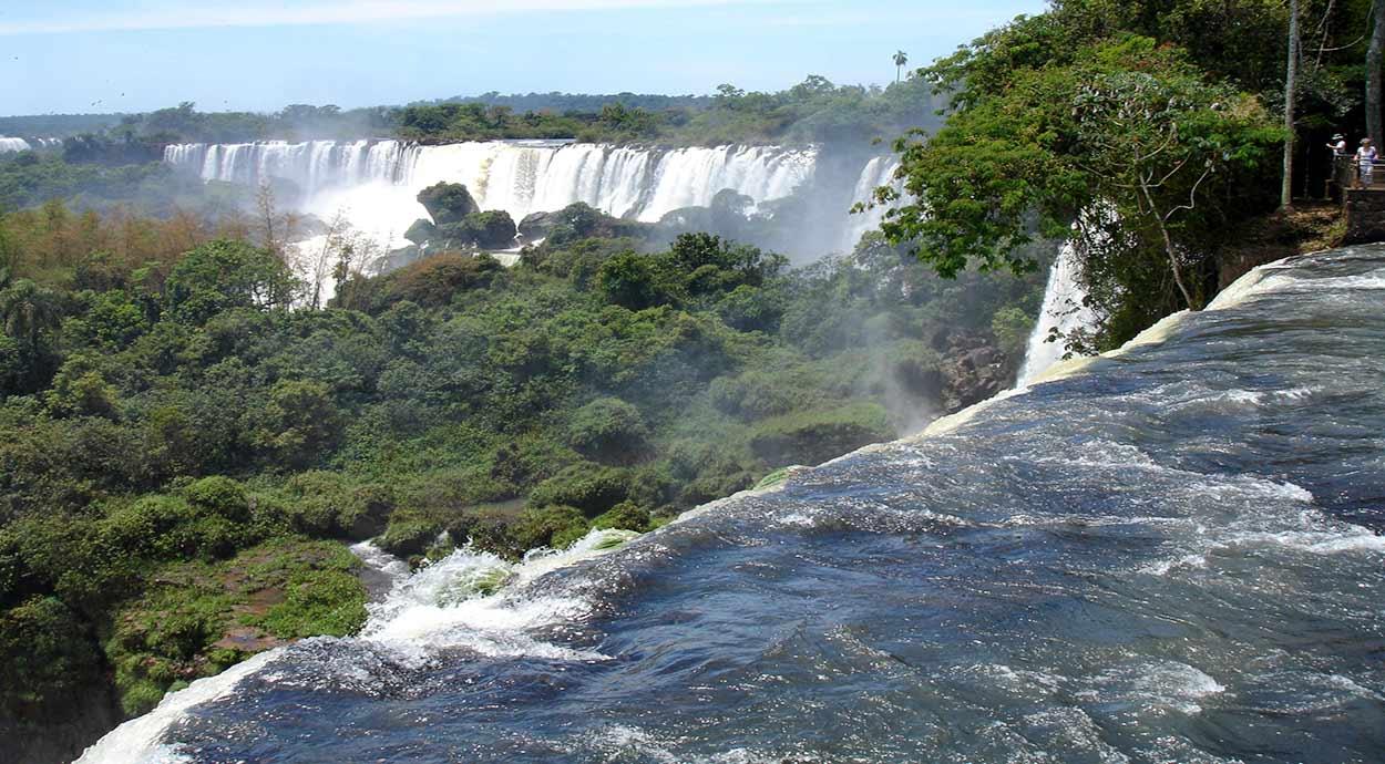 Iguazú - ARGENTINA EN INVIERNO AUSTRAL