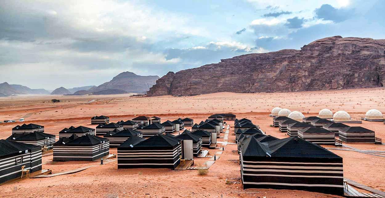 Sun City Camp (Wadi Rum) - Jordania en privado, hoteles de 5* y campamento en Wadi Rum