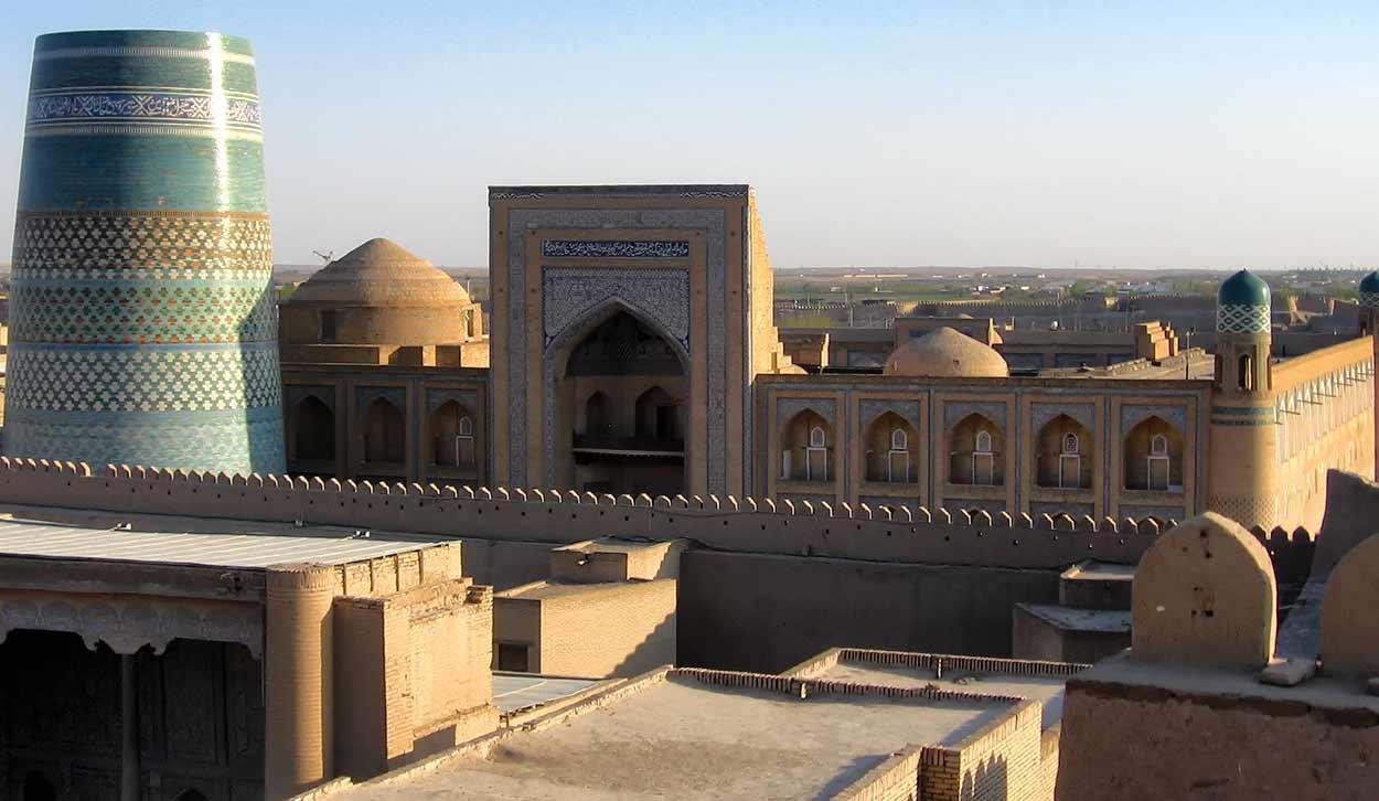 Jiva - Viaje a la Ruta de la Seda: Uzbekistán y Kirguistán en privado