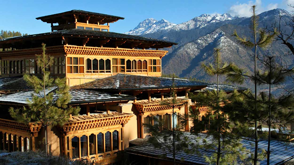 TOUR DE NEPAL Y BUTÁN DE 8 DÍAS - Naksel Boutique Resort (Paro)