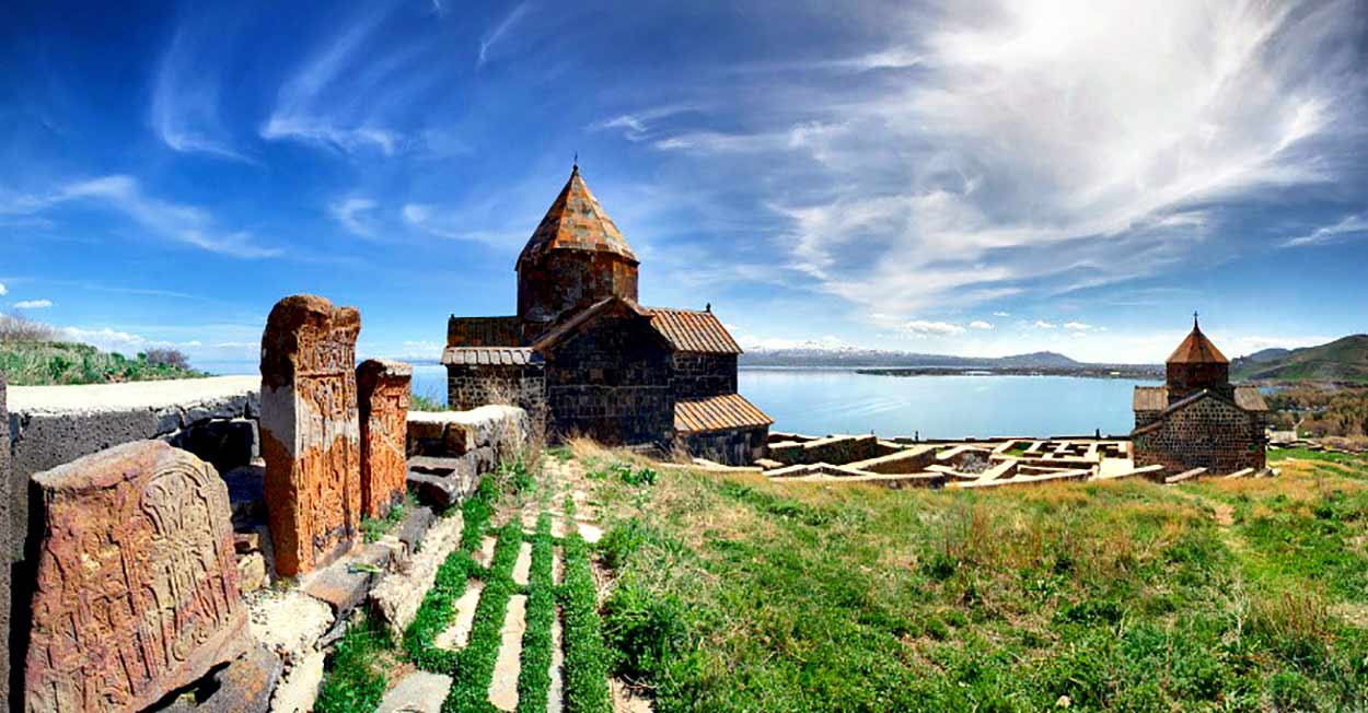 Tour Armenia y Georgia con salidas garantizadas