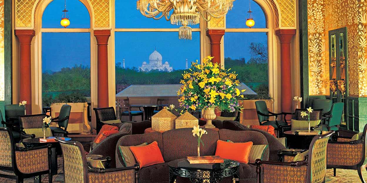 INDIA DE LOS MARAJÁS EN HOTELES DE LUJO - The Oberoi Amarvilas, Agra