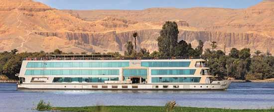 AMWAJ LIVING STONE - EGIPTO EN PRIVADO Y DE LUJO