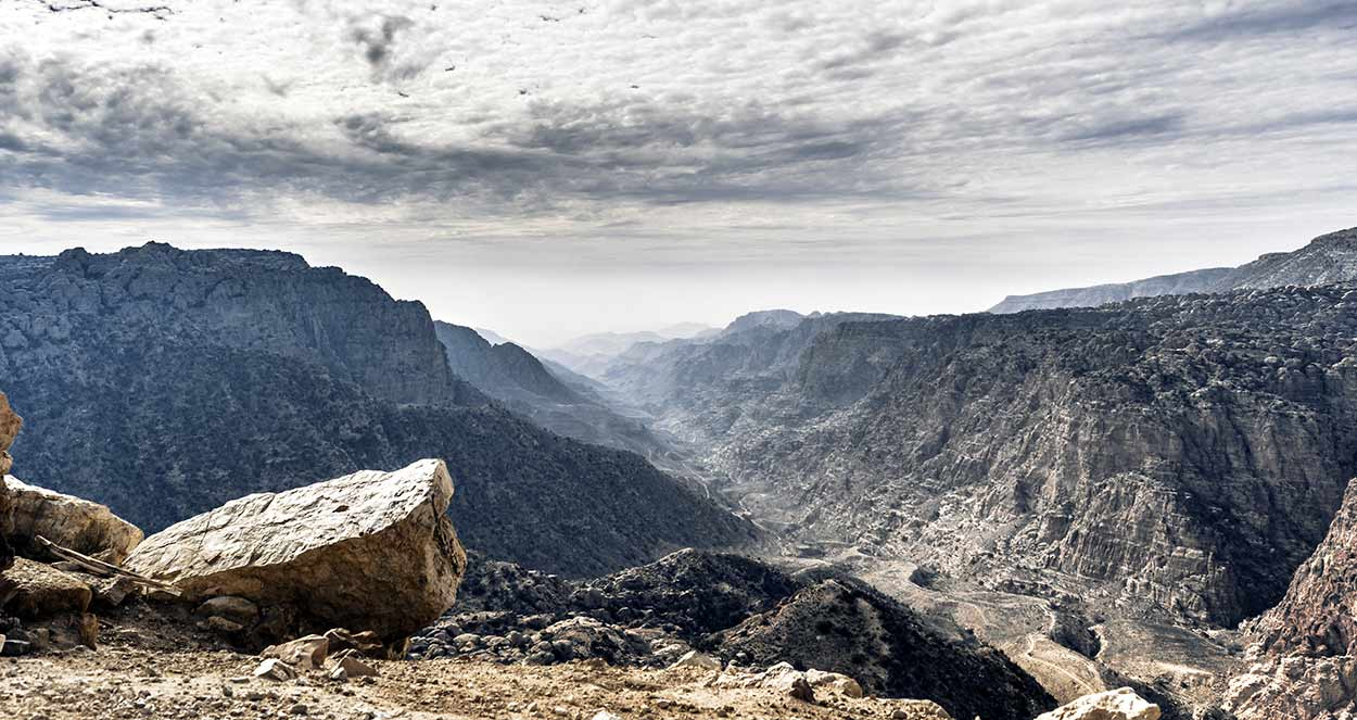 Aventura en Jordania - reserva de la biosfera de Dana - Mustafa Waad Saeed