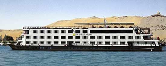 M/S NILE PREMIUM - EGIPTO DE LUJO Y EN PRIVADO