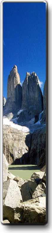 Circuito W de Trekking en Torres Del Paine