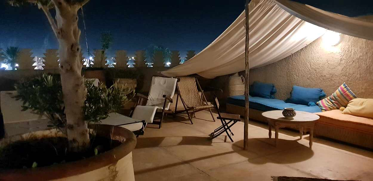 riads de Marrakech - Adrar