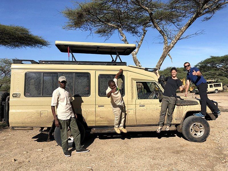 Safari en privado de Tanzania de Yajaira y Pino 31