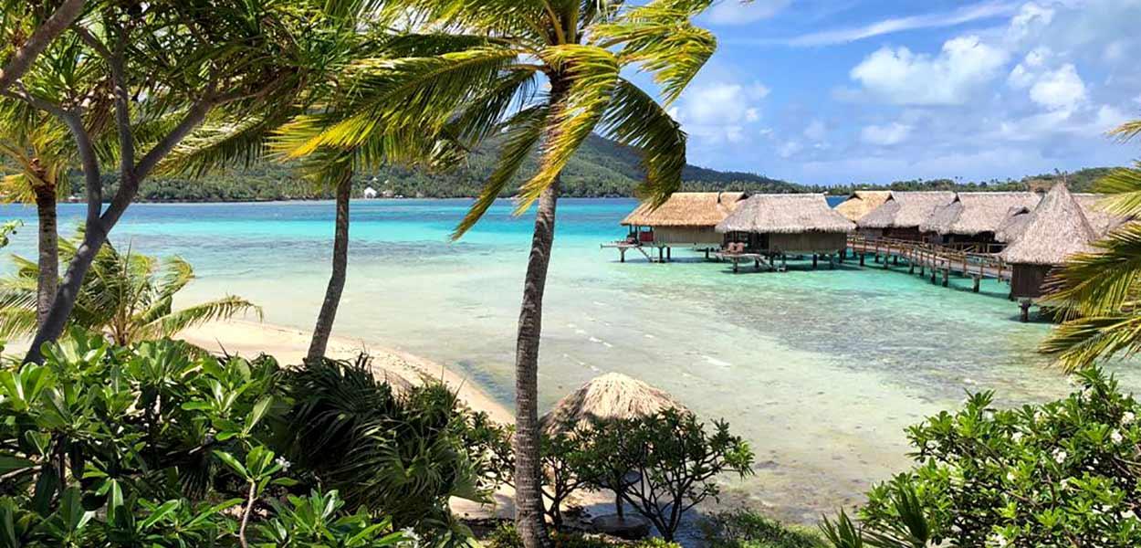 Testimonio de viaje a Polinesia de Arantxa y Samuel - Sofitel Private Island Bora Bora