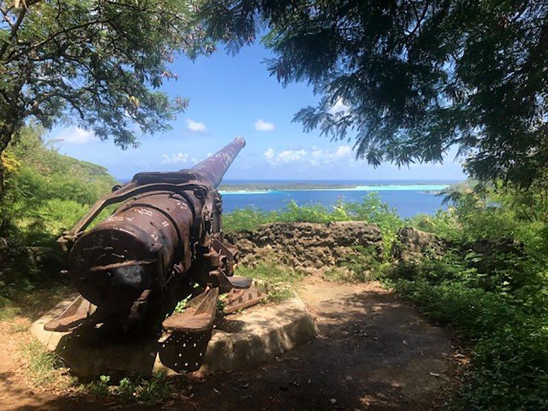 Viaje a Polinesia de Arantxa y Samuel 09