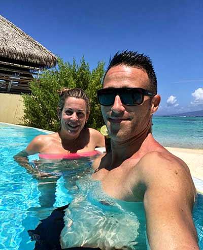 Testimonio de viaje a Polinesia de Arantxa y Samuel: en Sofitel Moorea Ia Ora
