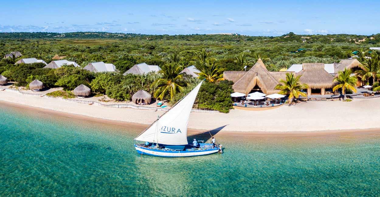Azura Benguerra Island - Luna de miel en Sudáfrica y playa de Mozambique