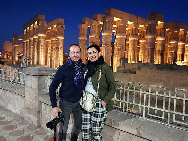 """Testimonio de viaje a Egipto de Sonia y Emilio: """"Egipto es un destino imprescindible para todo el viajero que le guste la historia y cultura antigua"""""""