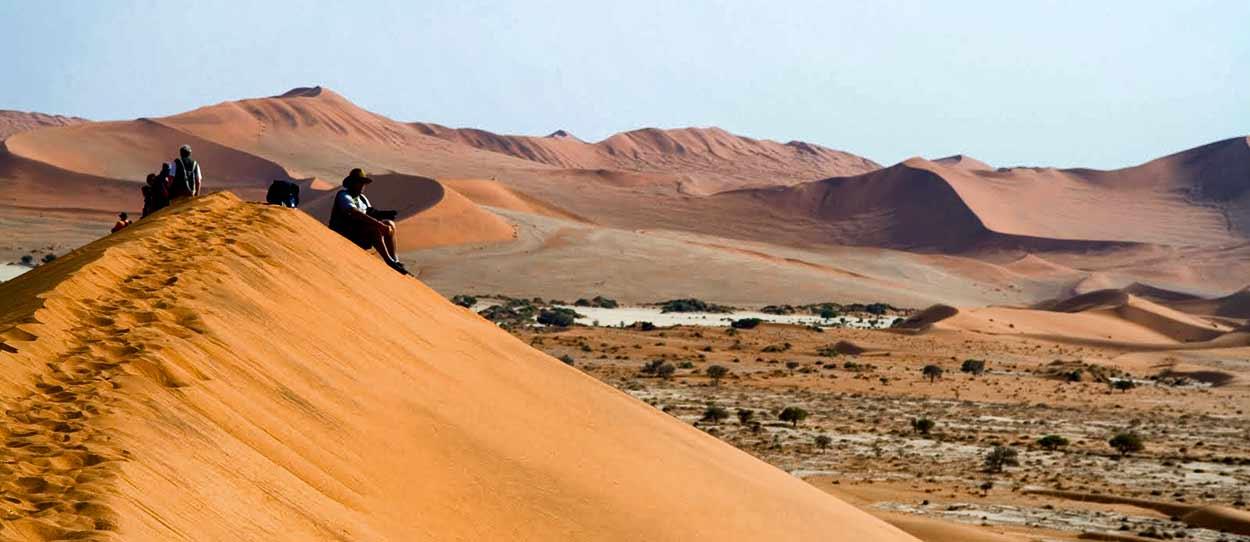 NAMIBIA EN PRIVADO - Sossusvlei