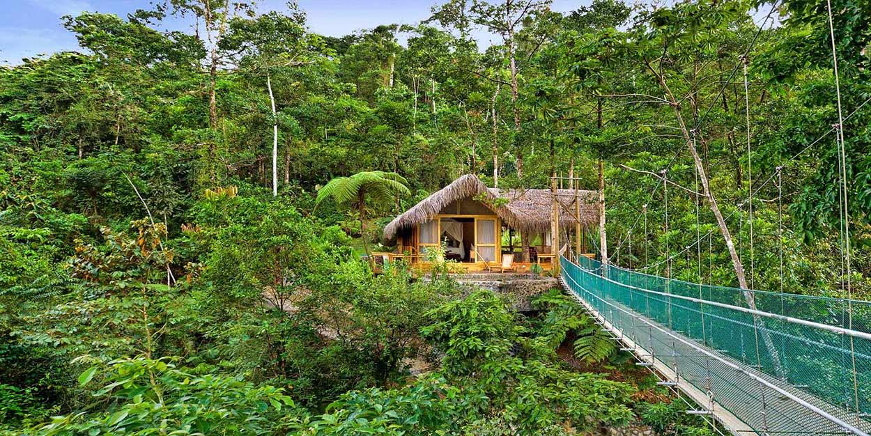 Pacuare Lodge - COSTA RICA CON ESTILO