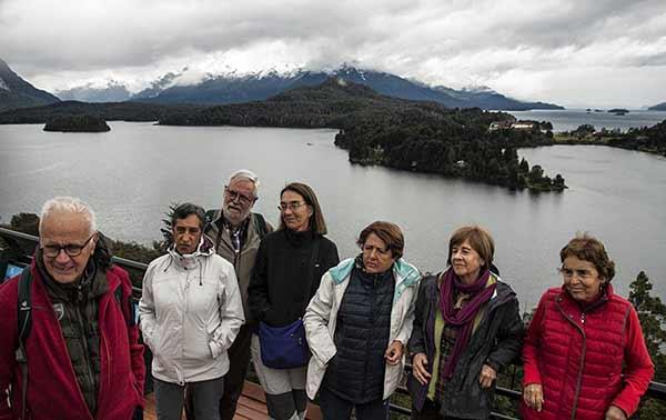 Valoración de viaje a Argentina y Chile de Ricardo y amigos: en Bariloche