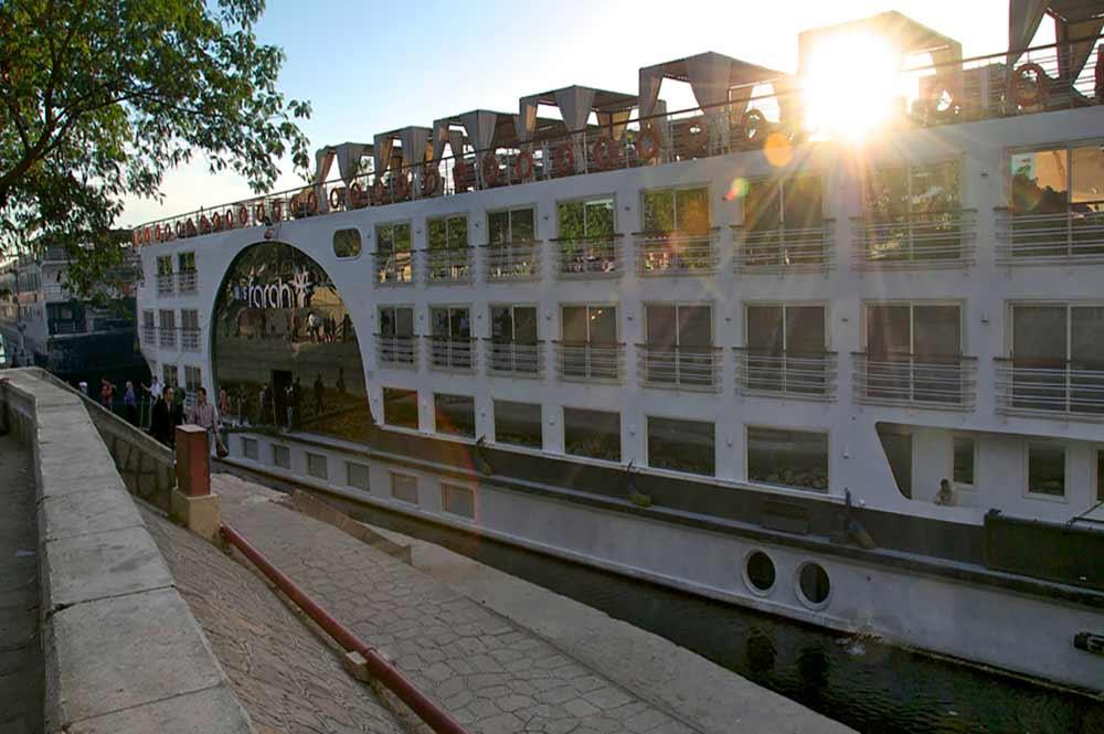 M/S Farah Nile Cruise, un crucero por el Nilo de lujo 2