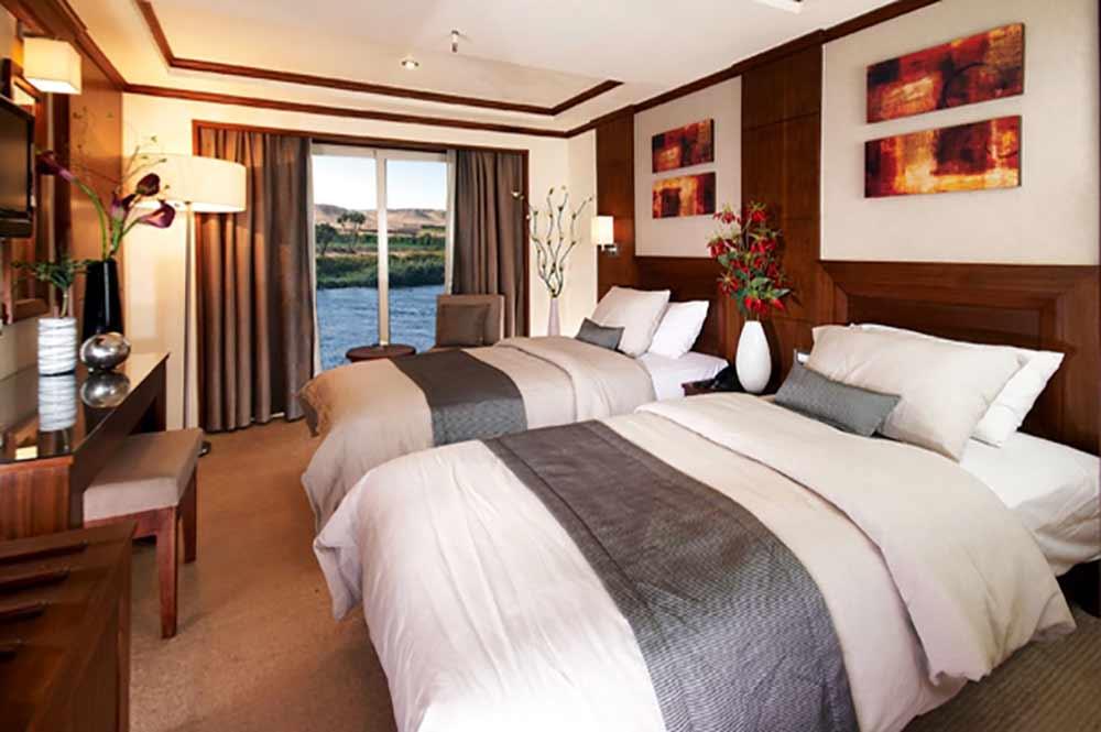 M/S Farah Nile Cruise, un crucero por el Nilo de lujo 15
