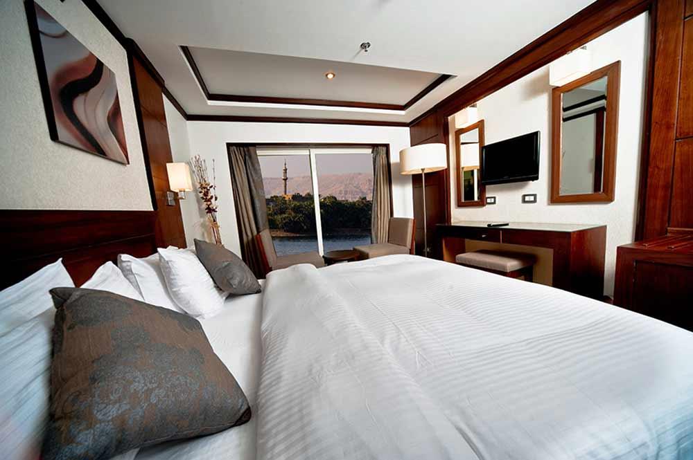 M/S Farah Nile Cruise, un crucero por el Nilo de lujo 16