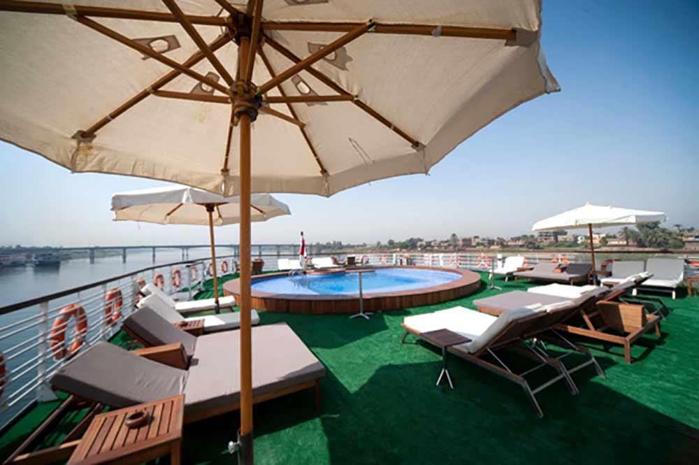 M/S Farah Nile Cruise, un crucero por el Nilo de lujo 20