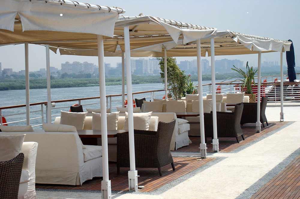 M/S Farah Nile Cruise, un crucero por el Nilo de lujo 21
