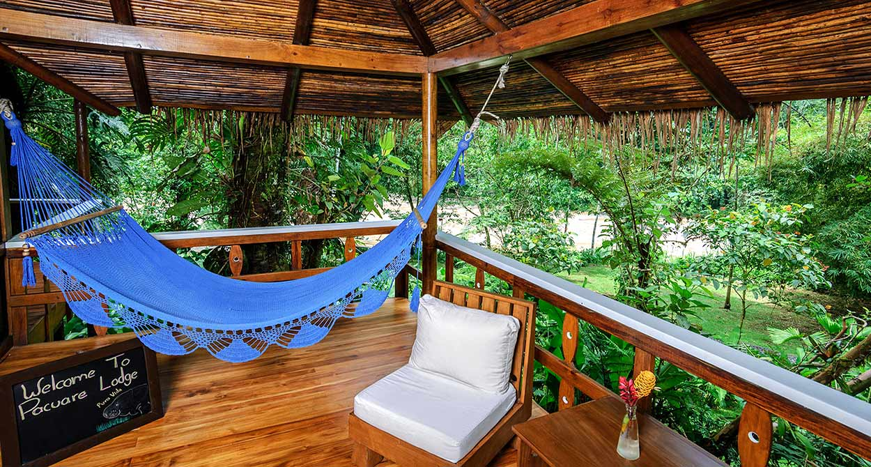 COSTA RICA Y CARIBE - River View Suite (Pacuare Lodge)