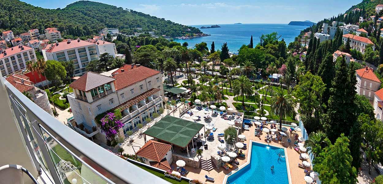 Tour de Eslovenia y Croacia con salidas garantizadas - Grand Hotel Park, en Dubrovnik