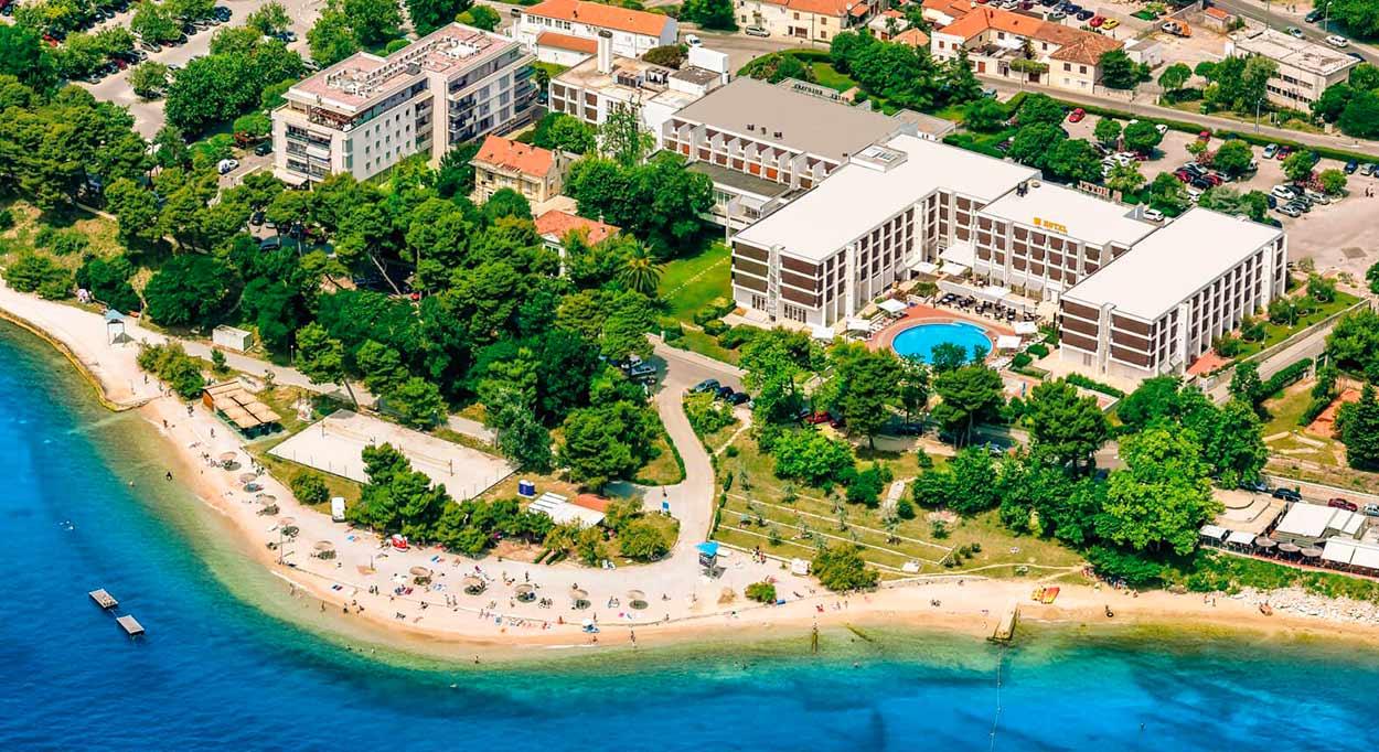 Croacia esencial y crucero de las islas con salidas garantizadas: Hotel Kolovare, en Zadar