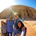 Viaje a Egipto de Anna, Elisabet y José Miguel 01