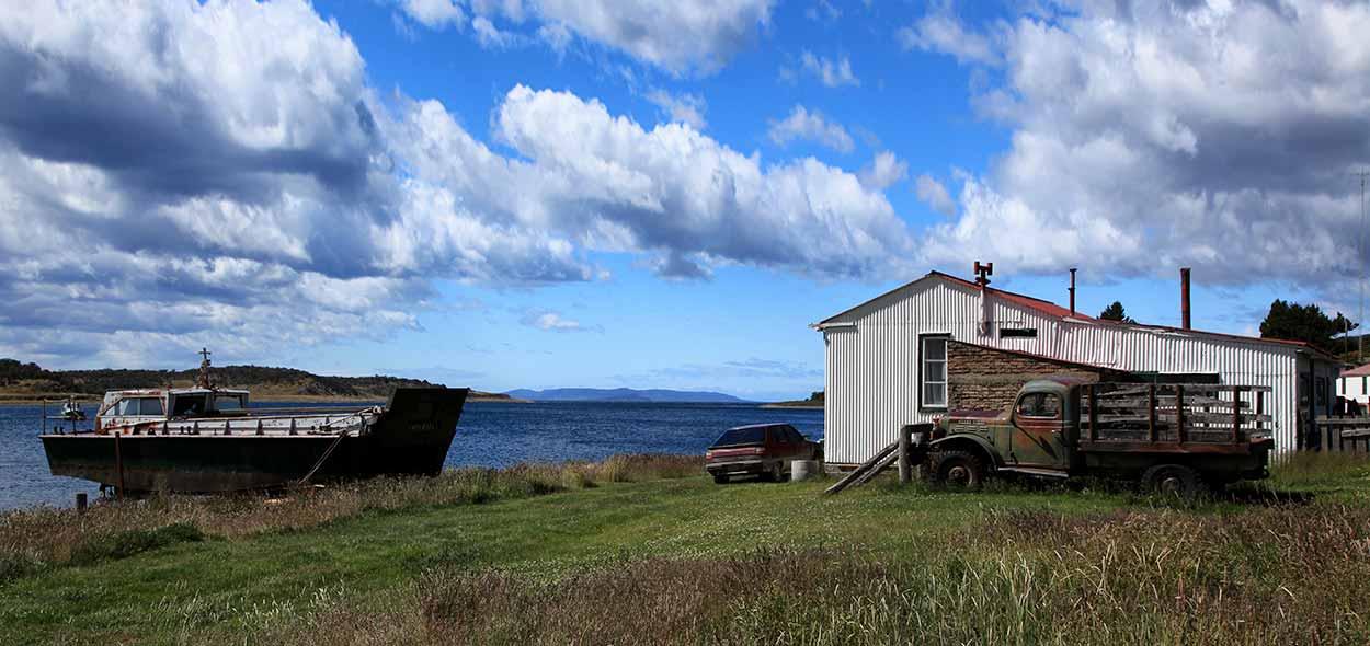 Estancia Harberton - Las mejores excursiones desde Ushuaia - Liam Quinn from Canada