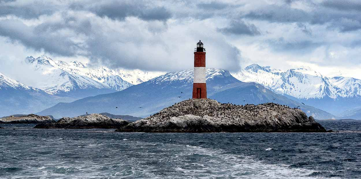 Faro del Fin del Mundo - Las mejores excursiones desde Ushuaia