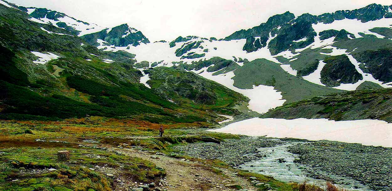 Rumbo al Glaciar Martial, Tierra del Fuego - rodoluca - Las mejores excursiones desde Ushuaia