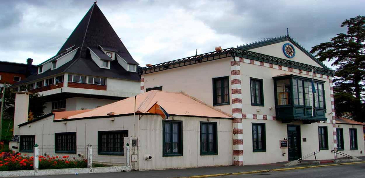 Museo Del Fin Del Mundo - Qué ver y hacer en Ushuaia - User: Kkkr at wikivoyage shared