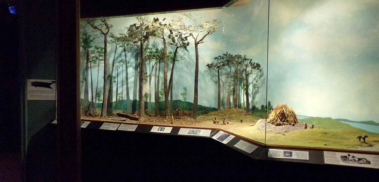 Museo Yámana .(qué ver y hacer en Ushuaia) - Gastón Cuello
