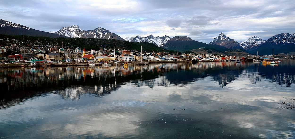 Qué ver y hacer en Ushuaia - Puerto