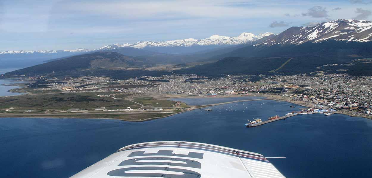 Aero Club Ushuaia - Qué ver y hacer en Ushuaia