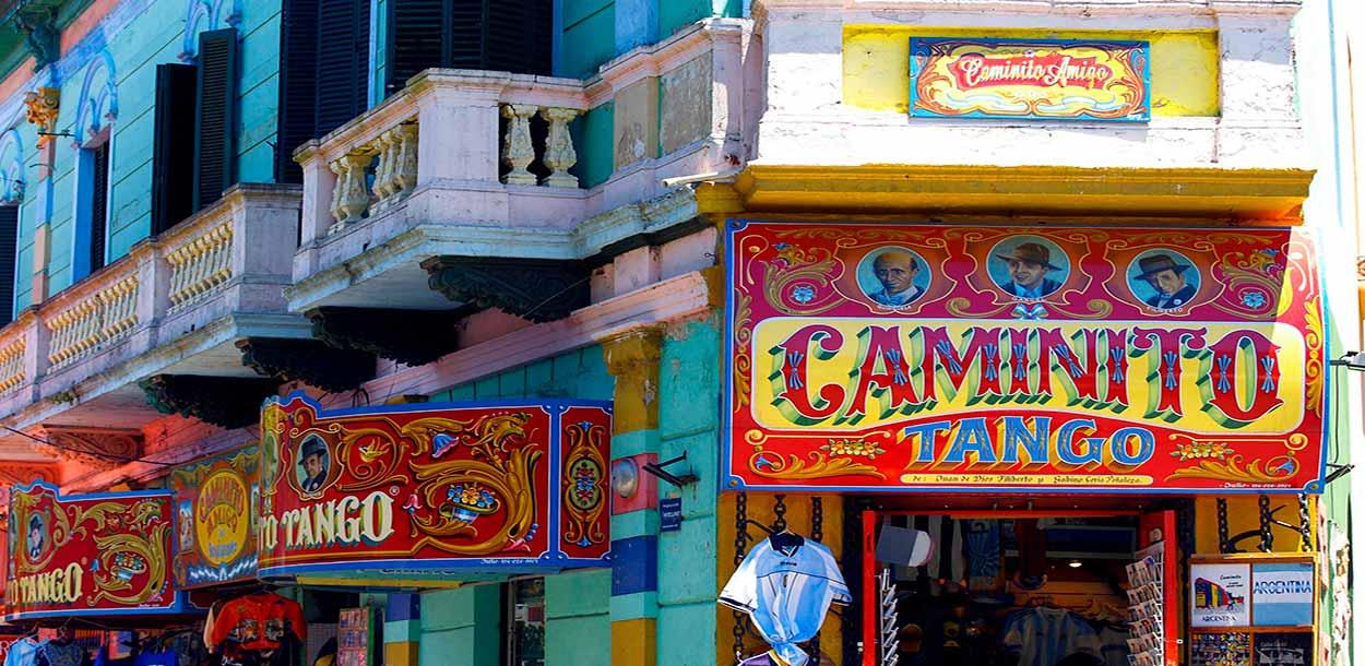 El Caminito - Turismo de Buenos Aires