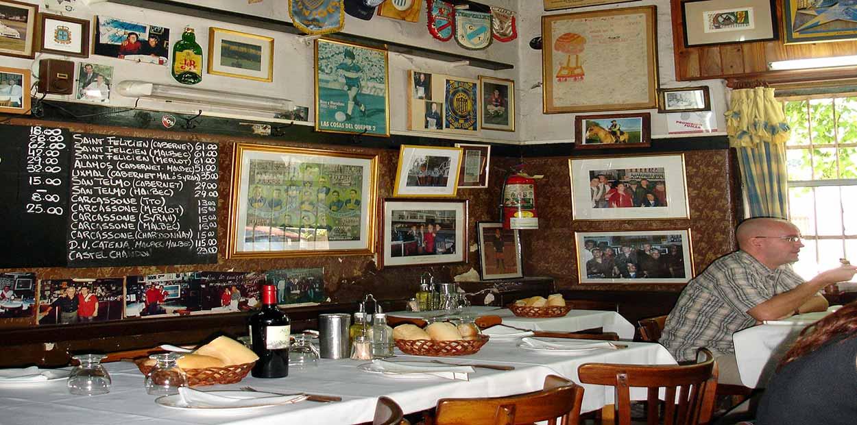 Restaurante El Obrero (Guía de Buenos Aires)