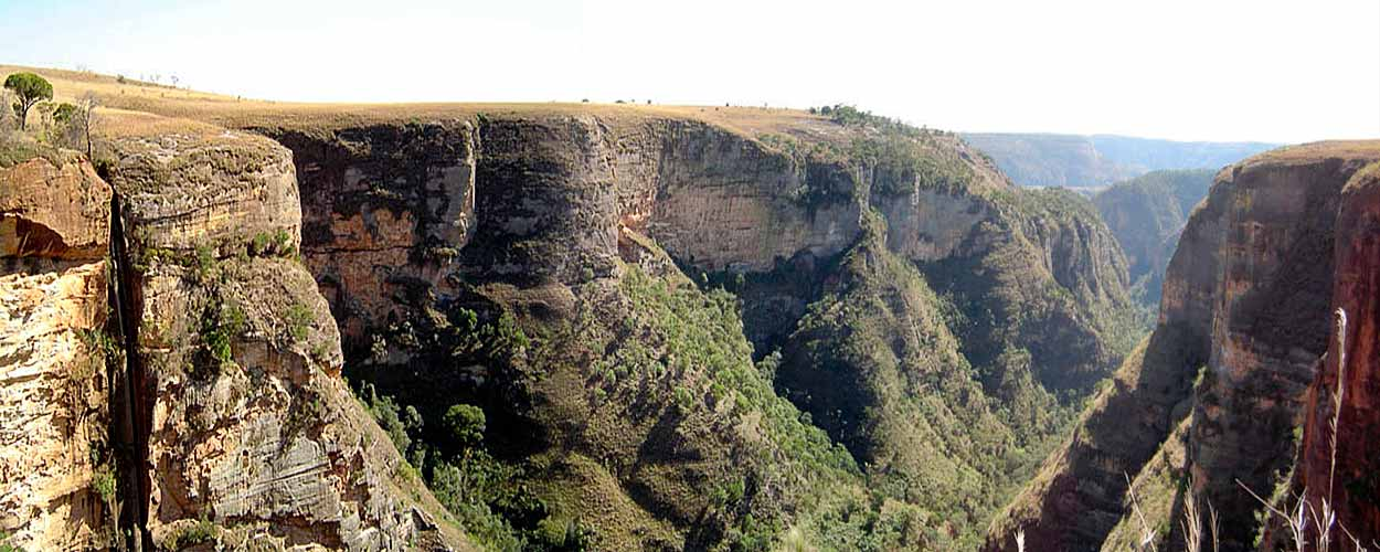 Parque Nacional Isalo - Guía de turismo de Madagascar