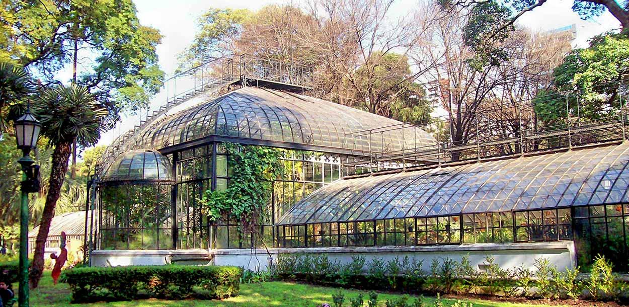 Invernadero del Jardín Botánico de Buenos Aires - Guía de Buenos Aires