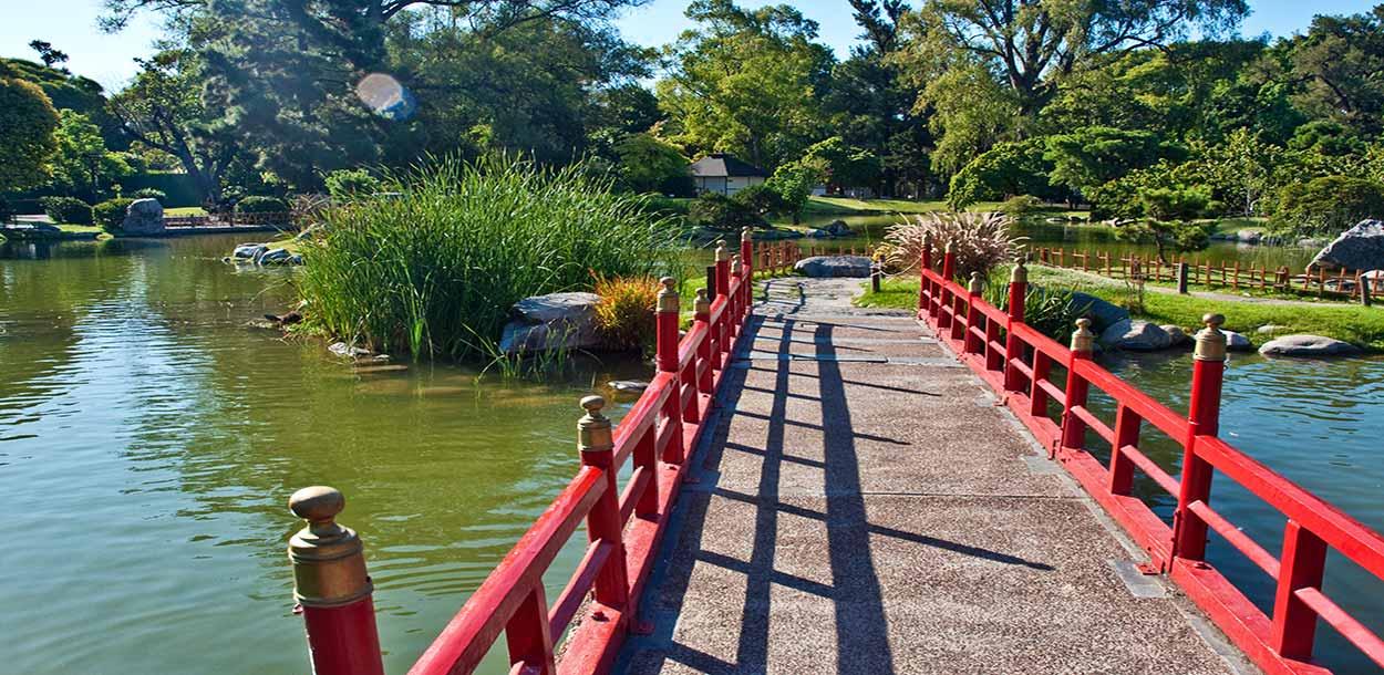 El Jardín Japonés - Palermo Zoo, nueva zona de moda para el ocio en Buenos Aires - Turismo de Buenos Aires - Phillip Capper from Wellington, New Zealand