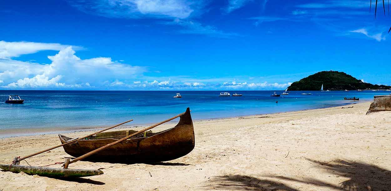 La isla de Nosy Be - Guía de turismo de Madagascar