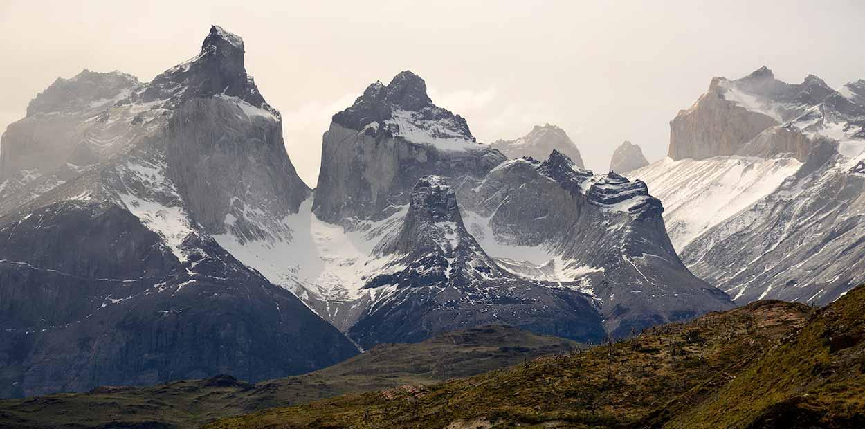 Excursión de día completo al Parque Nacional Torres del Paine desde Calafate