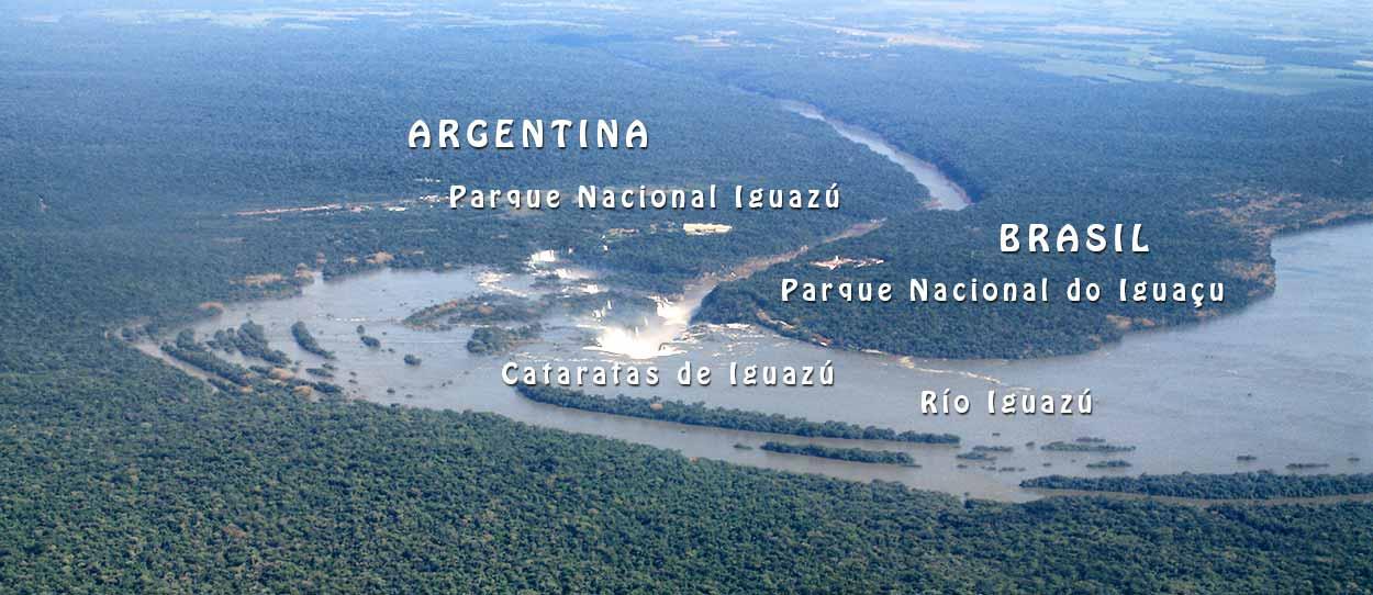 FOTOGRAFÍA AÉREA - VISITAR LAS CATARATAS DE IGUAZÚ: QUÉ VER Y HACER, LA GUÍA COMPLETA